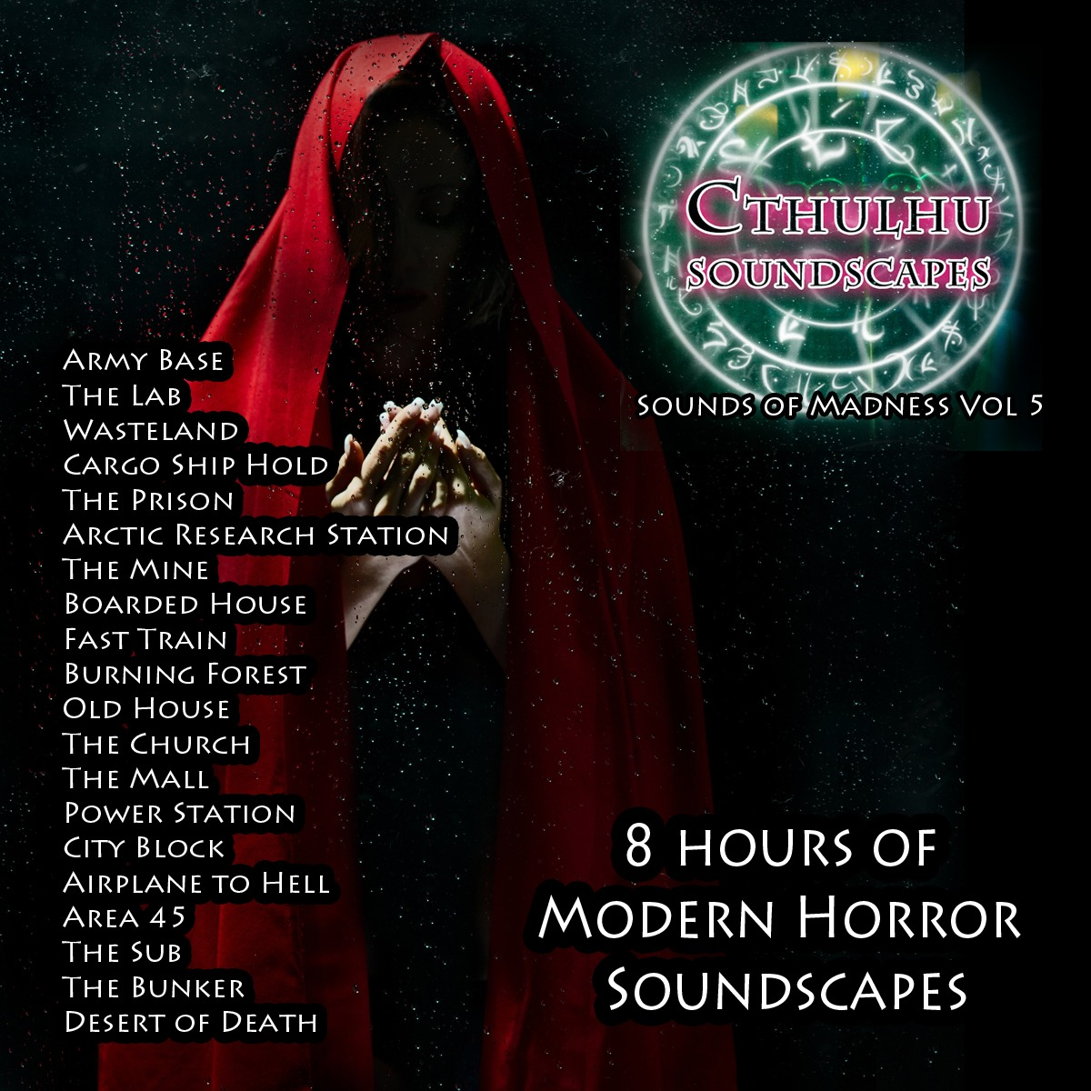 Cthulhu Soundscapes Vol: Five           Modern Horror