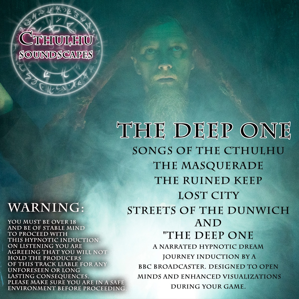 Deep Dream: Cthulhu Soundscapes