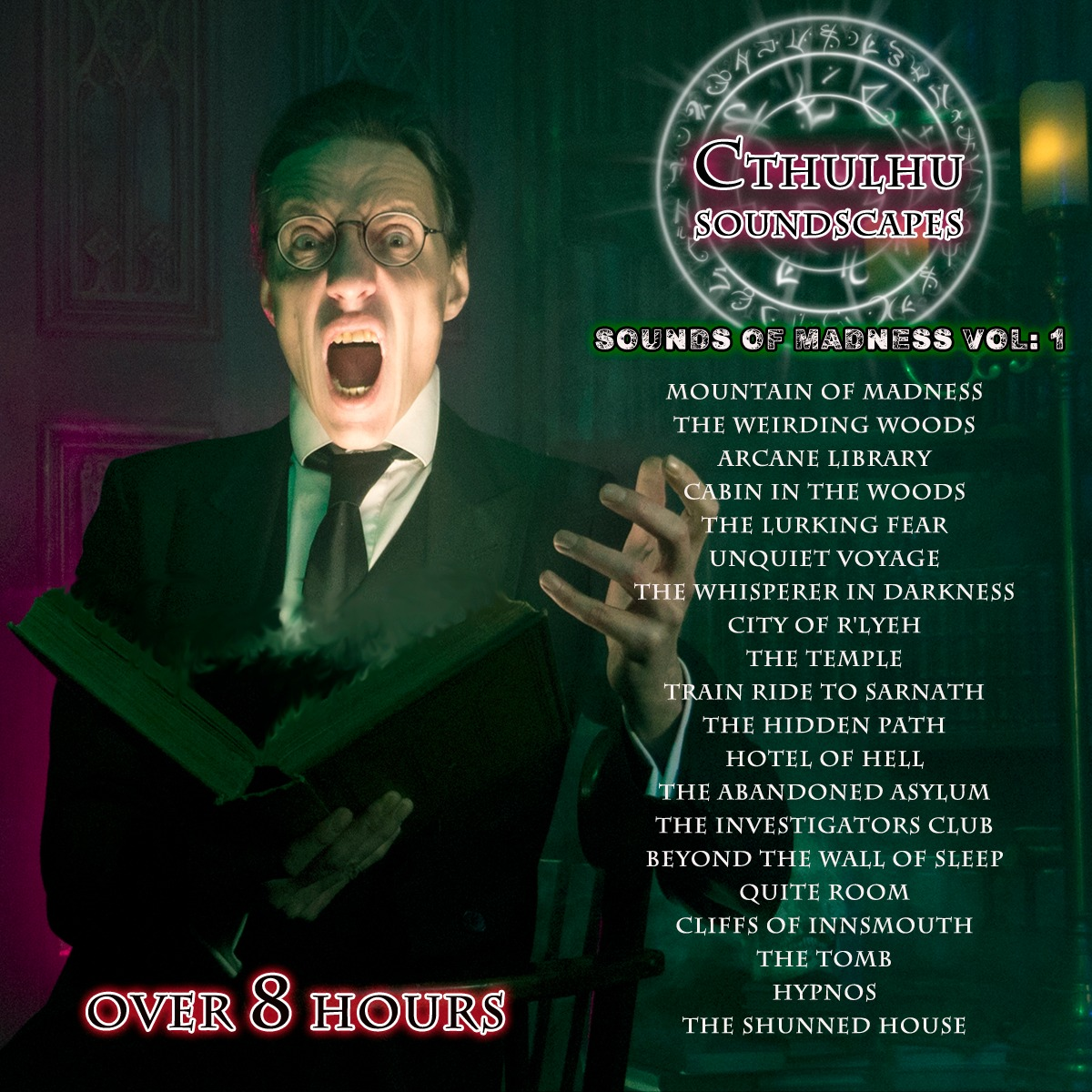 Cthulhu Soundscapes: Sounds of Madness: Vol One