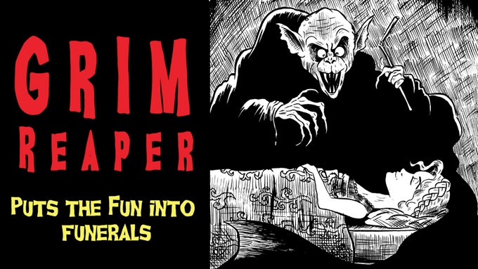 Grim Reaper & Grim Reaper EXTREME!! 2-8 players