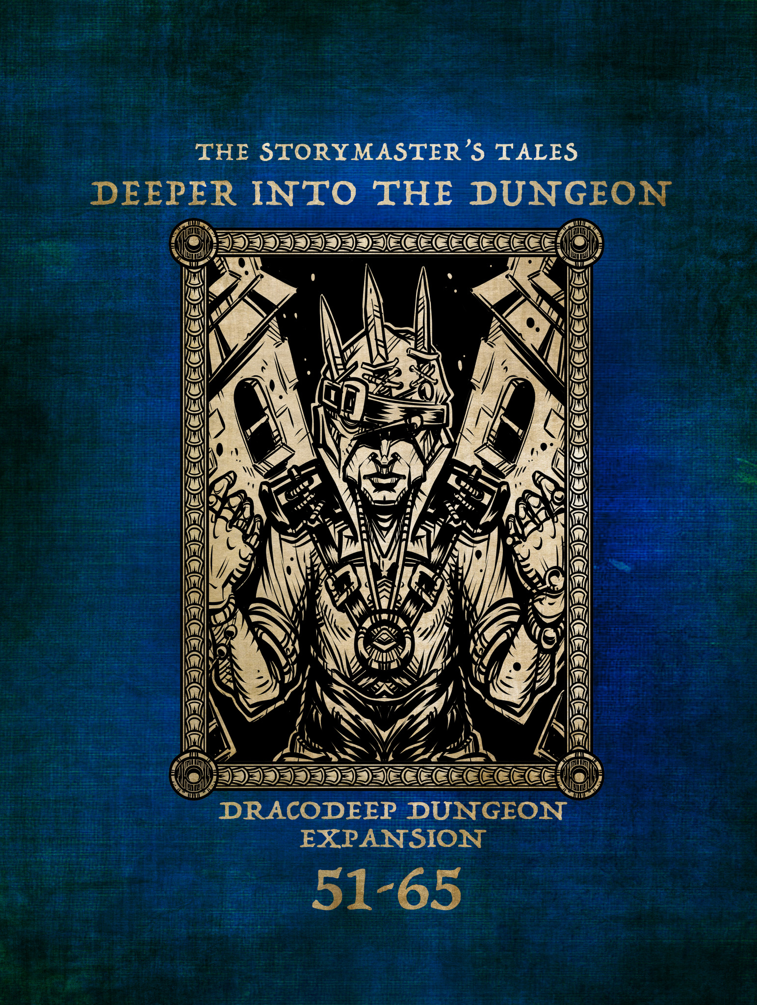 Deeper into the Dungeons (Dracodeep Dungeons Expansion)
