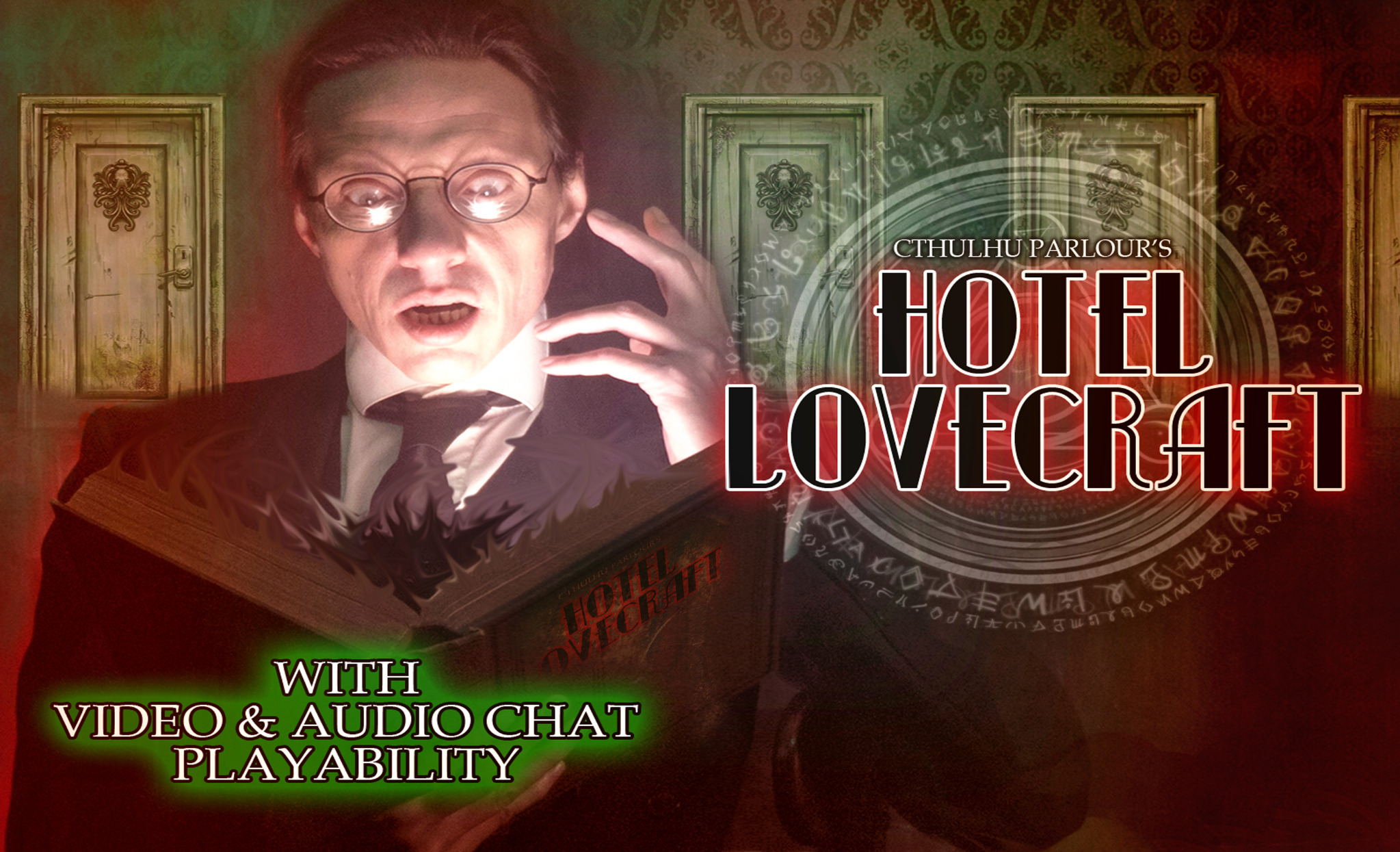 Hotel Lovecraft Print and Play with Audio