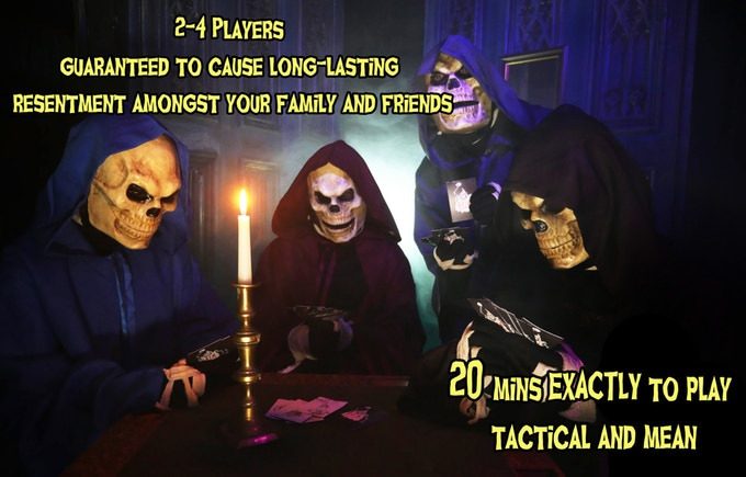 Grim Reaper Card Game