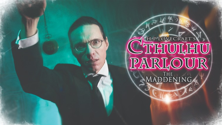 "Cthulhu Parlour ""The Maddening"" Print and Play"