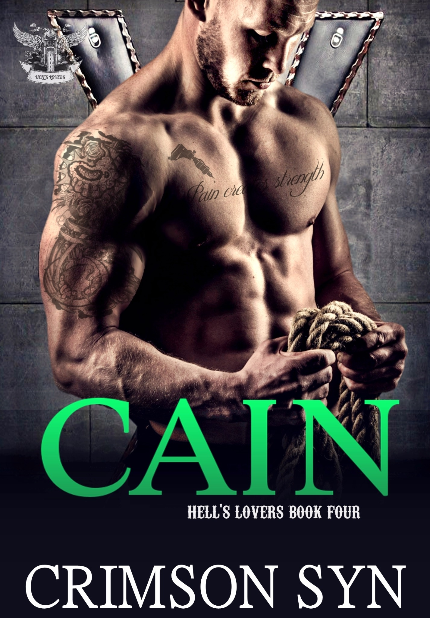 CAIN (Hells Lovers MC, #4)