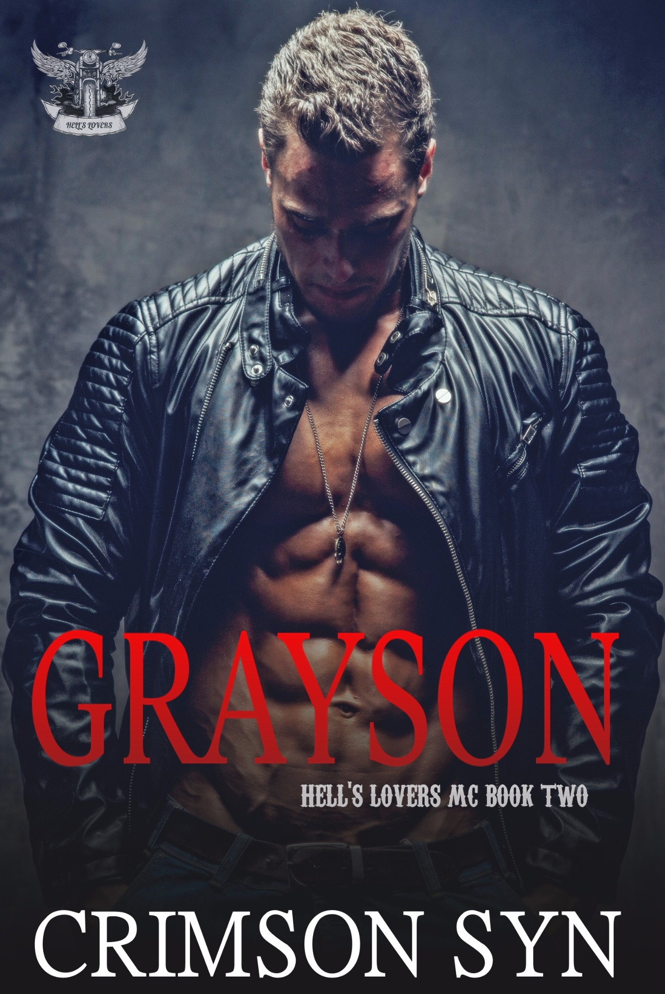 Grayson (Hell's Lovers MC, #2)