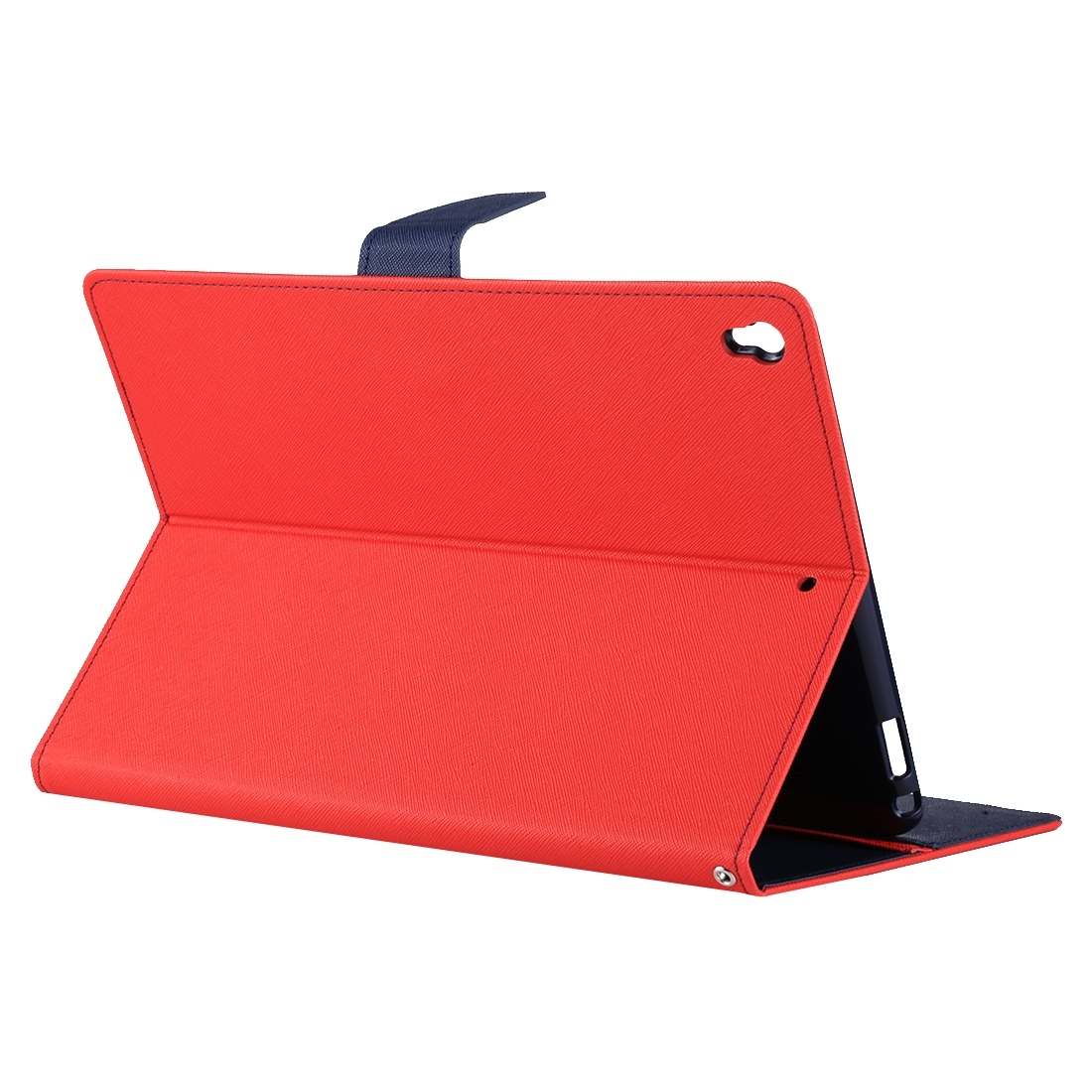 iPad Air 3 Case (10.5 Inch) Anti-slip Leather Protector Case (Red)