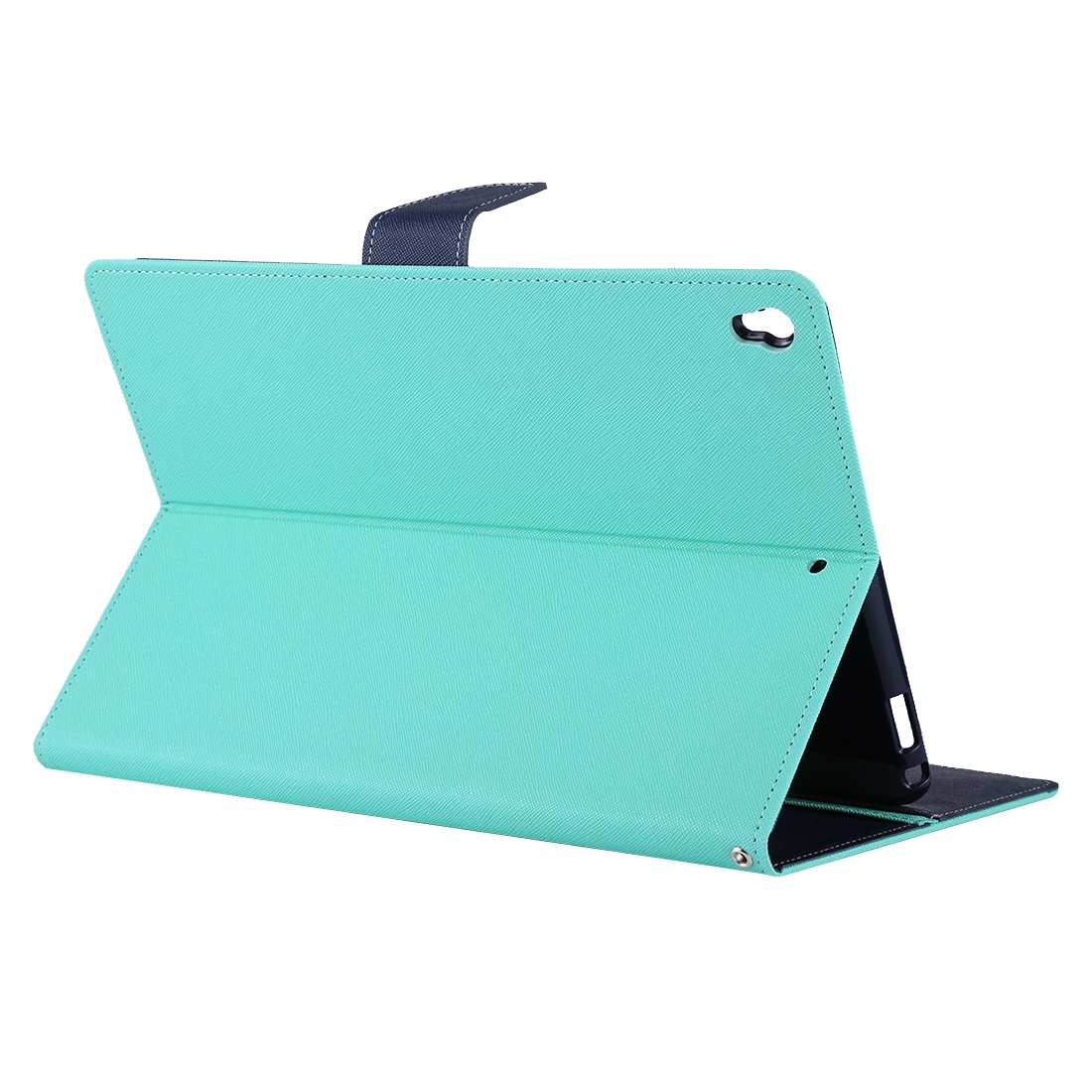 iPad Air 3 Case (10.5 Inch) Anti-slip Leather Protector Case (Mint Green)