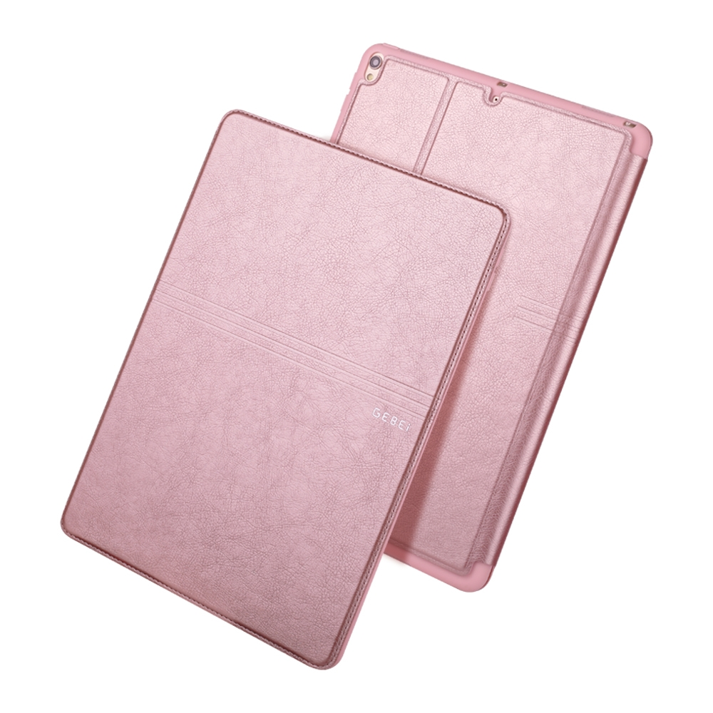 iPad Air 3 Case (10.5 Inch) Full Coverage Protective Case with Sleeves (Rose Gold)