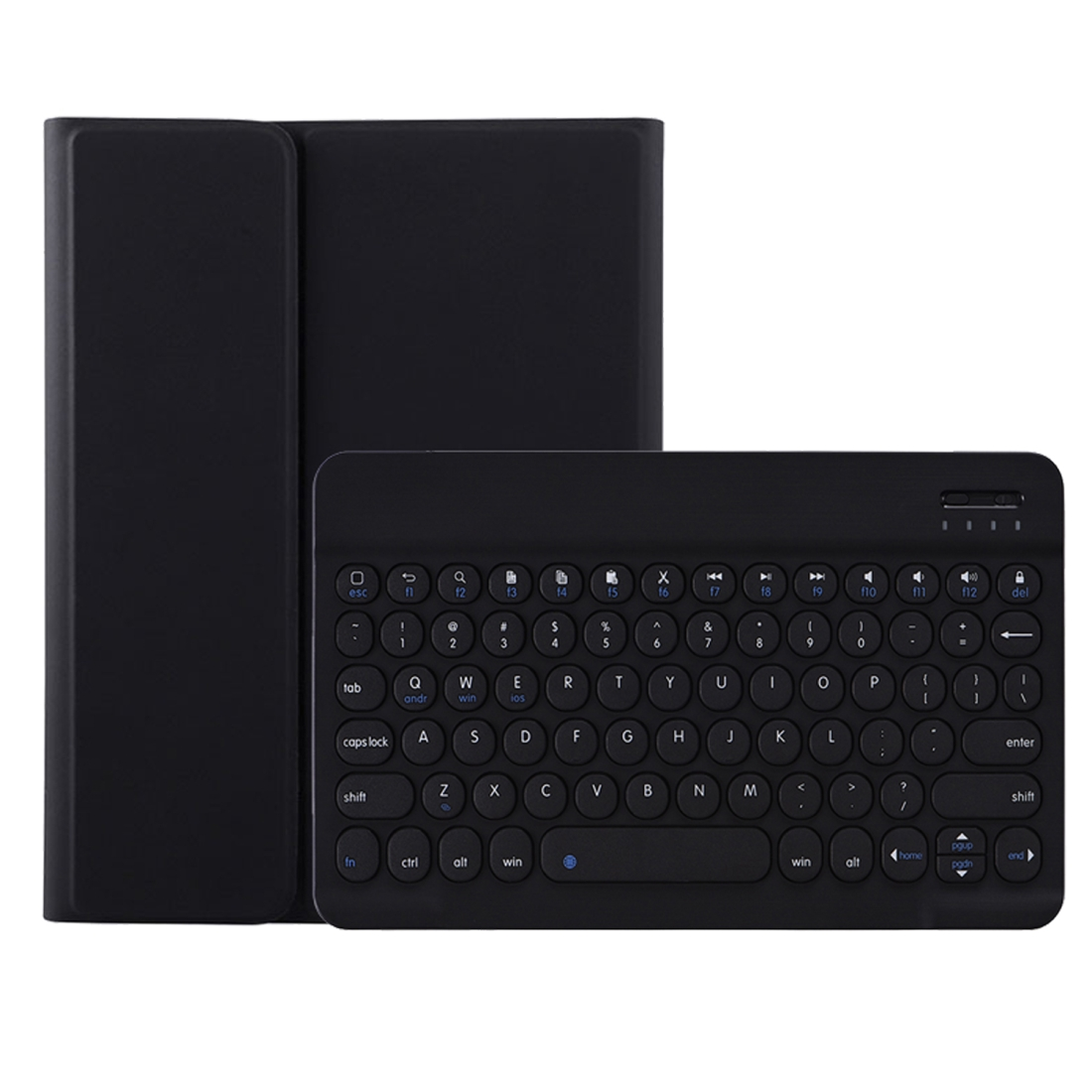 iPad Air Case With Keyboard For iPad 10.2 Inch / iPad Air 3 / Pro 10.5 inch (Black)