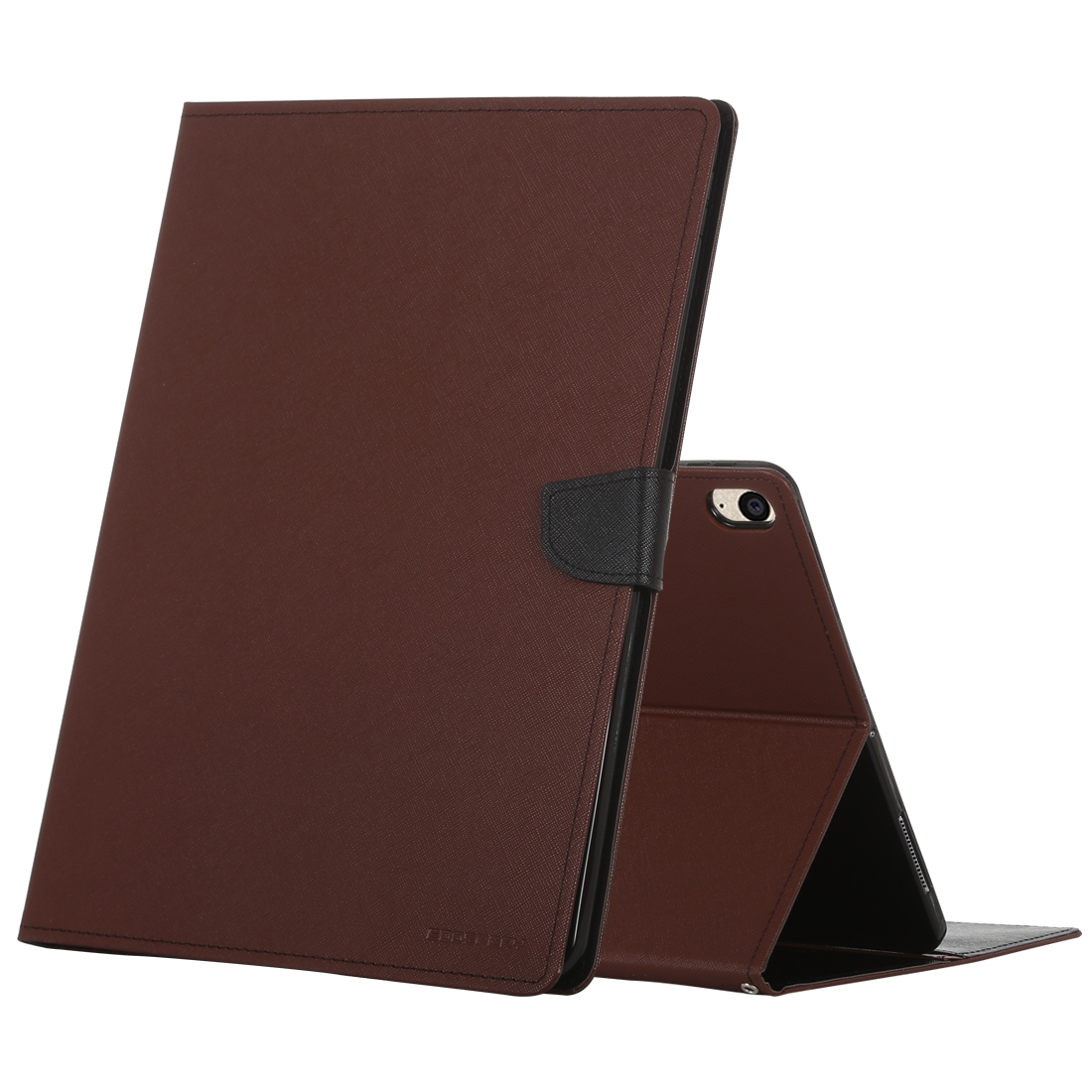 Case Leather iPad Pro 12.9 Case (2018) Slim Profile (Brown)