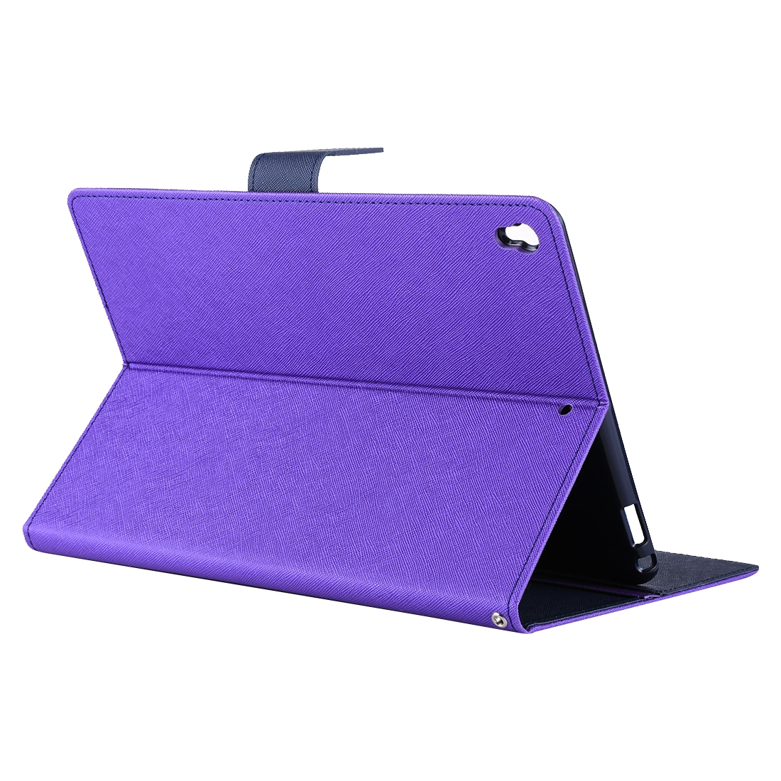 iPad Air 3 Case (10.5 Inch) Anti-slip Leather Protector Case (Purple)