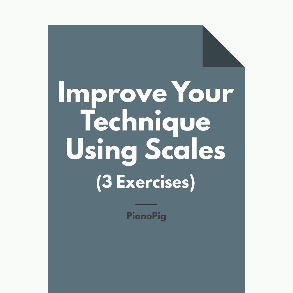 Improve Your Technique Using Scale Exercises