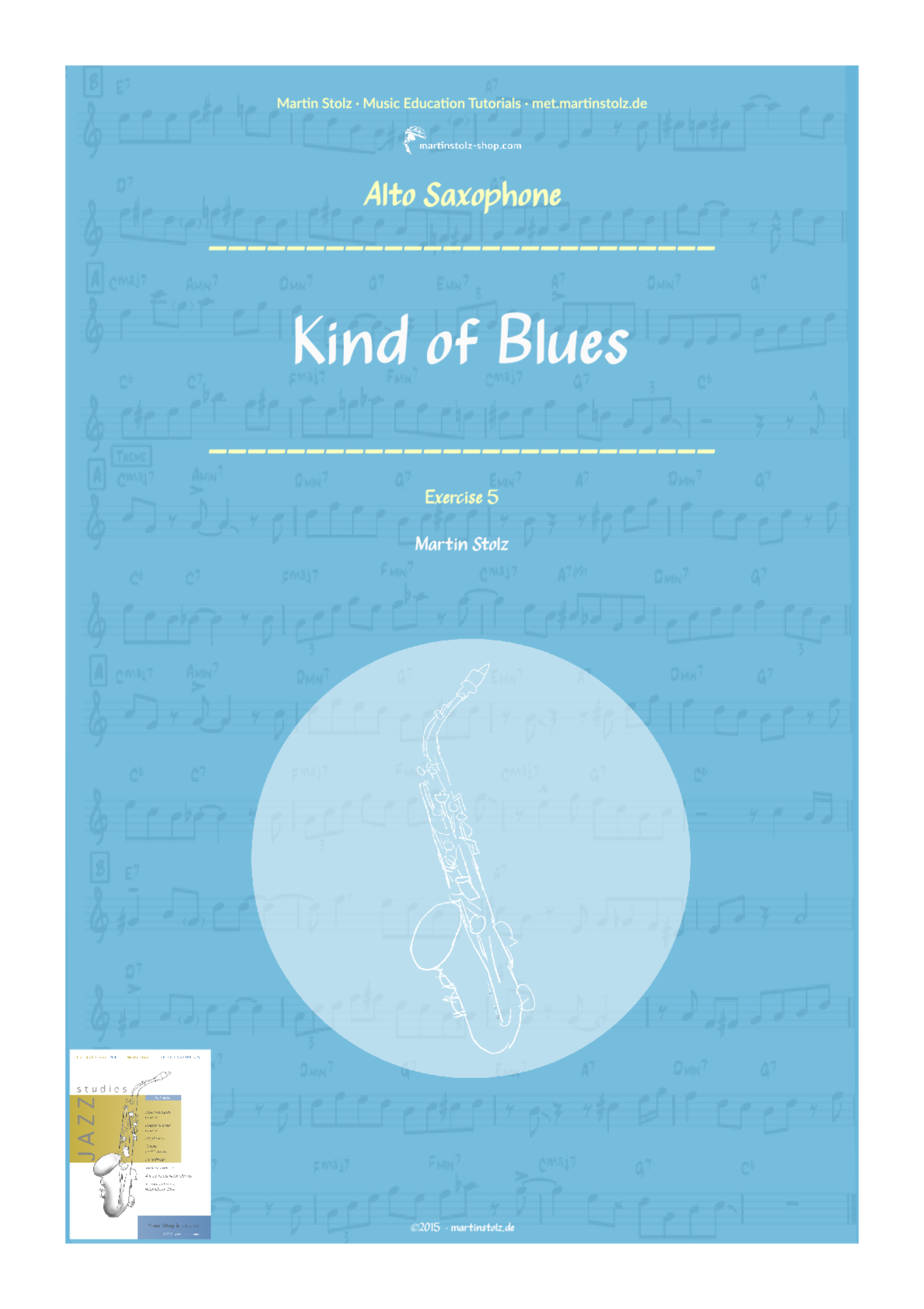 Kind of Blues · Alto Saxophone & Band