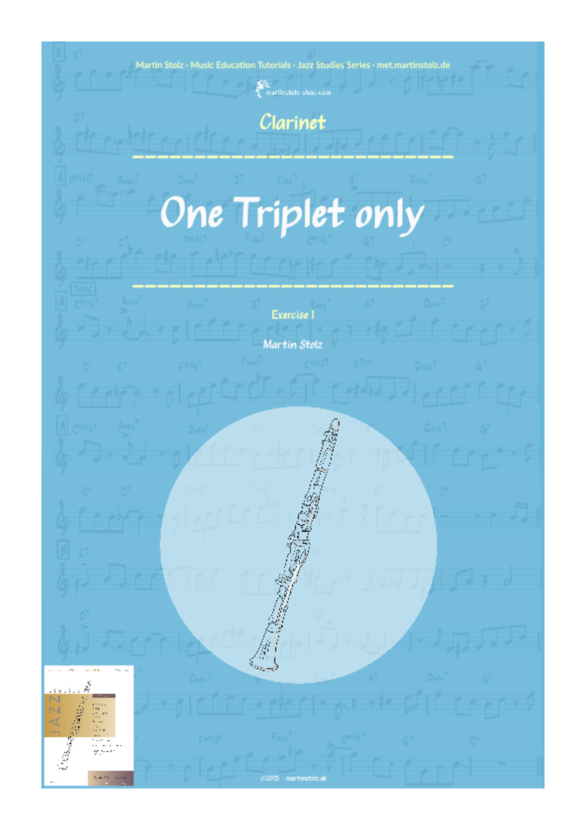 One Triplet only · Clarinet & Band