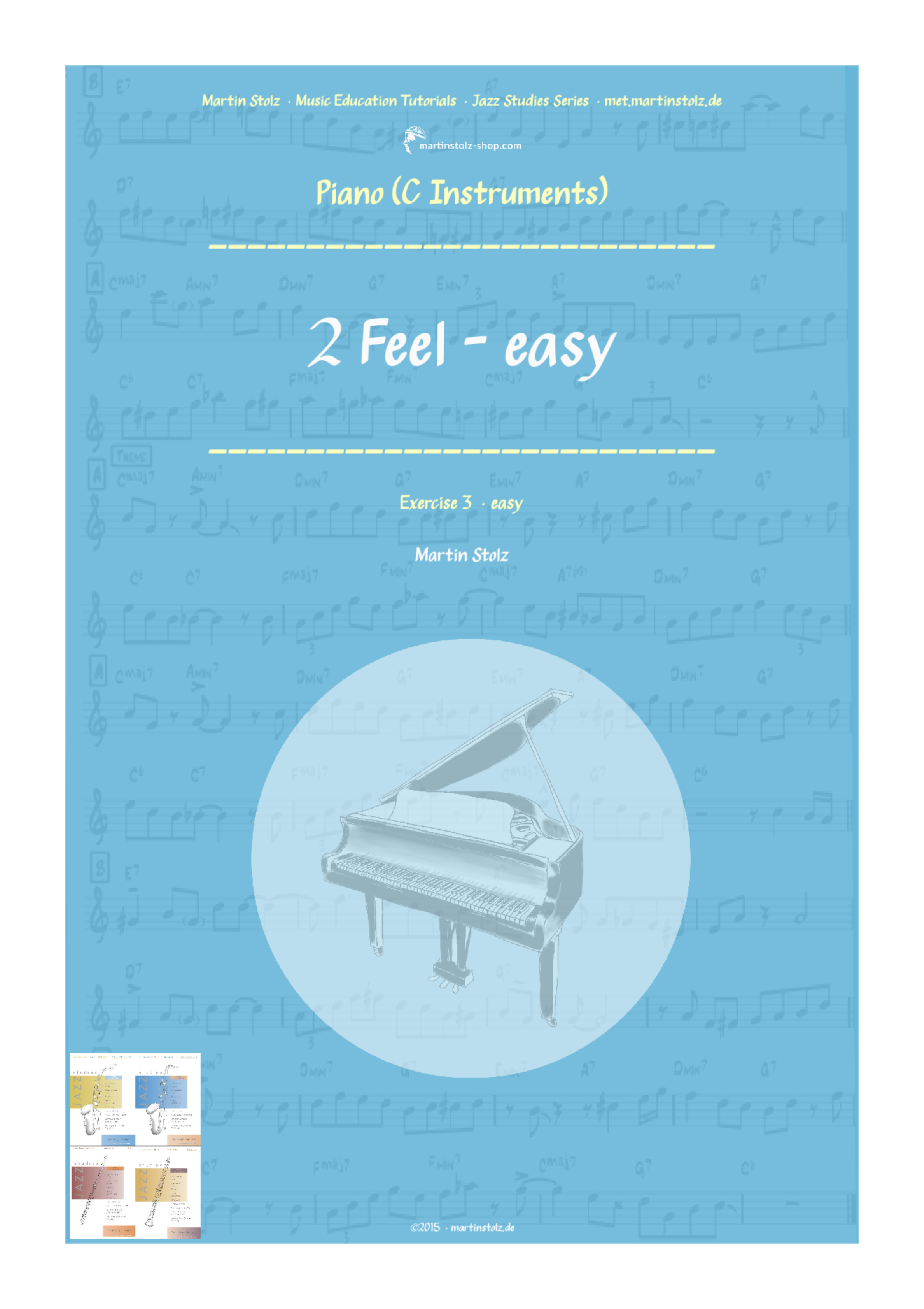 2 Feel (easy version) · Flute & Piano