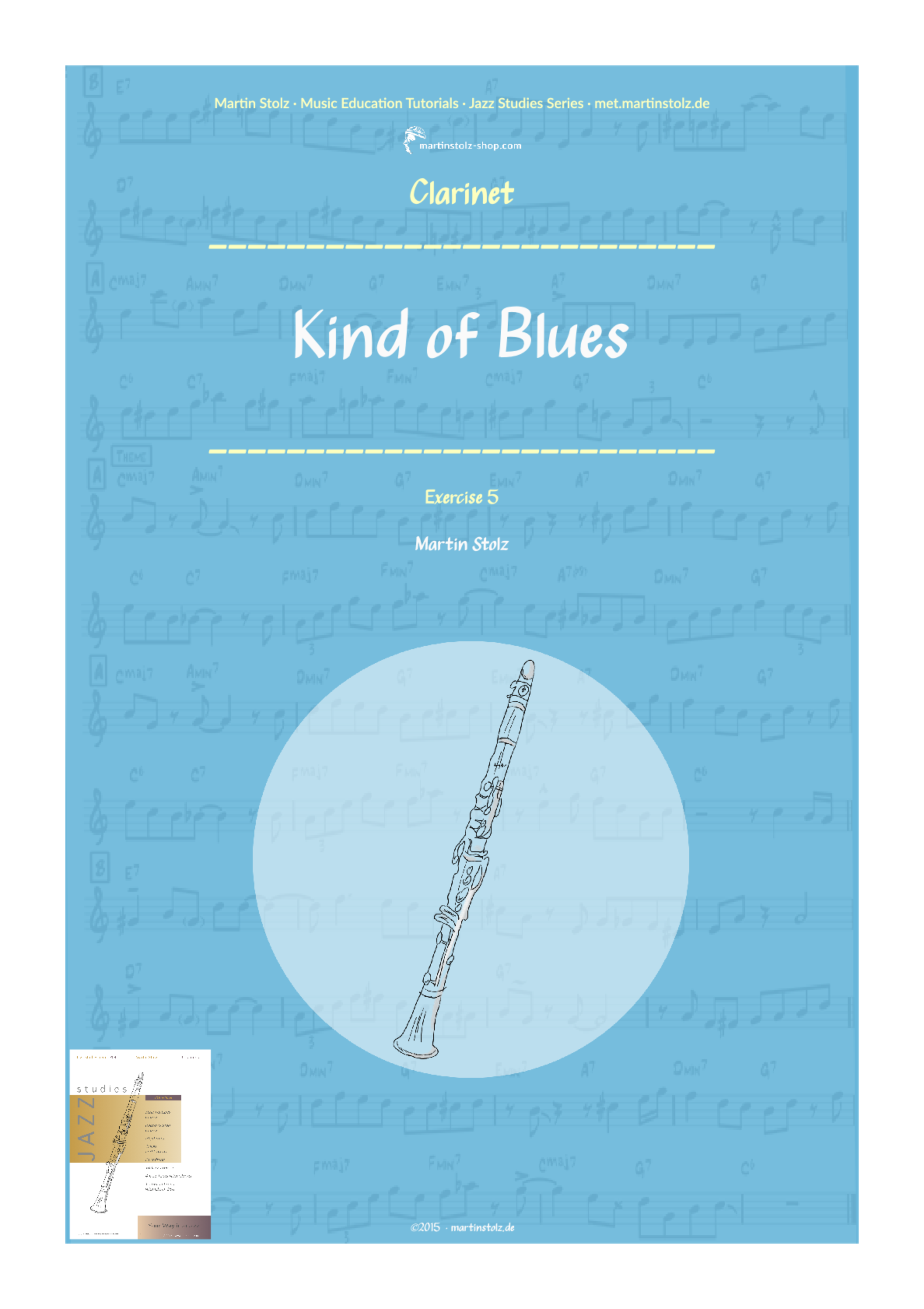Kind of Blues · Clarinet & Band