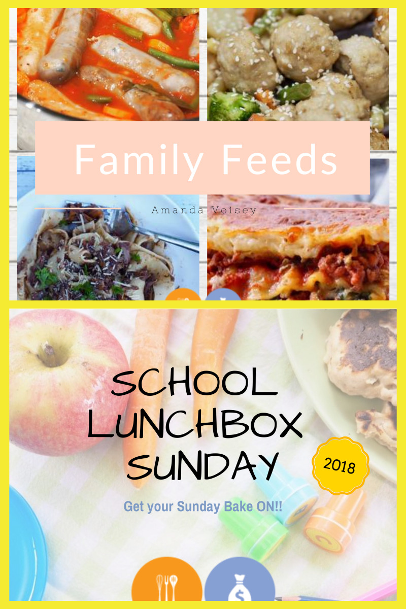 Family Feeds and School Lunchbox Sunday eBook Pack