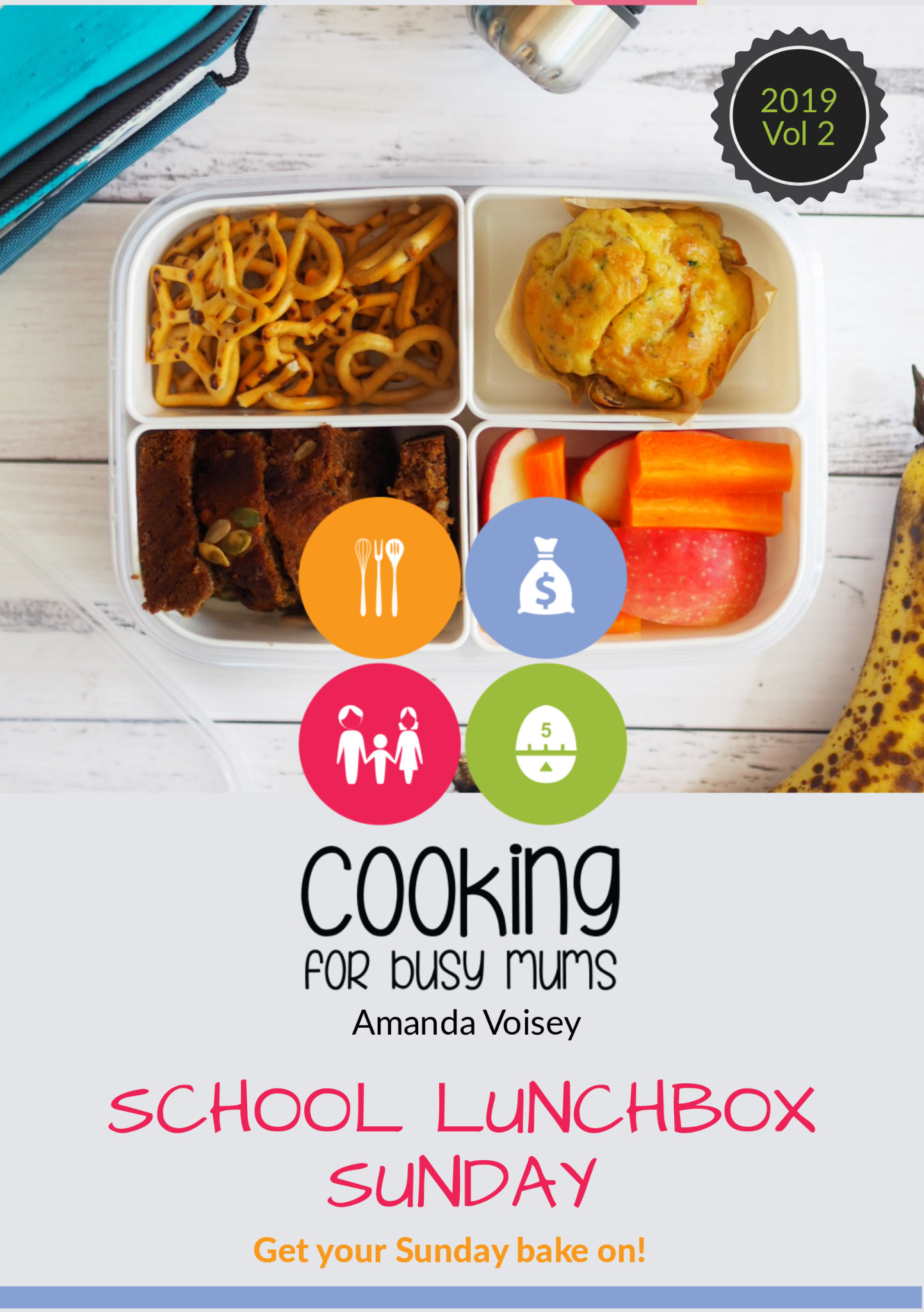2019 School Lunchbox Sunday the Magazine - Ebook ONLY