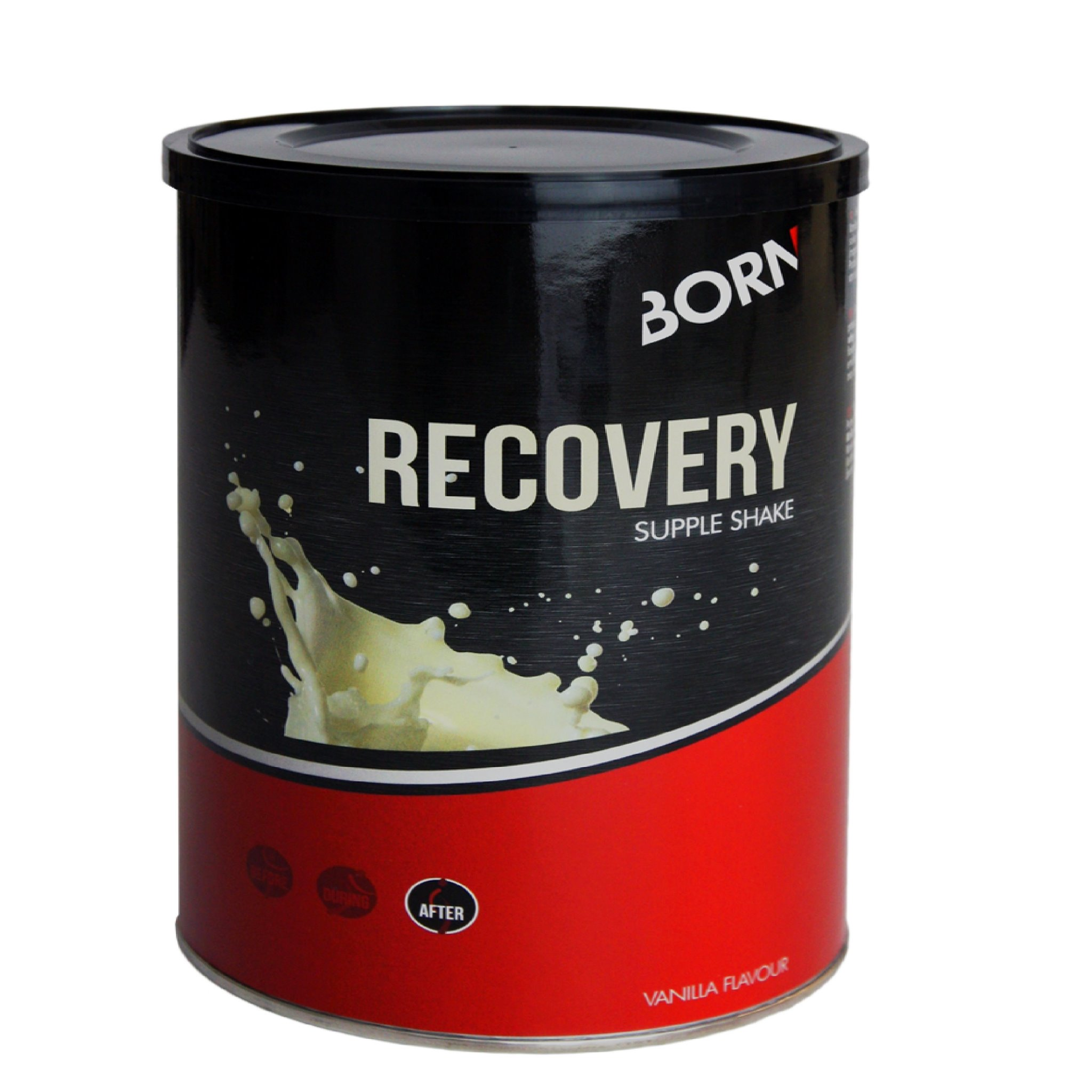 BORN Recovery Shake Can (450g Powder)
