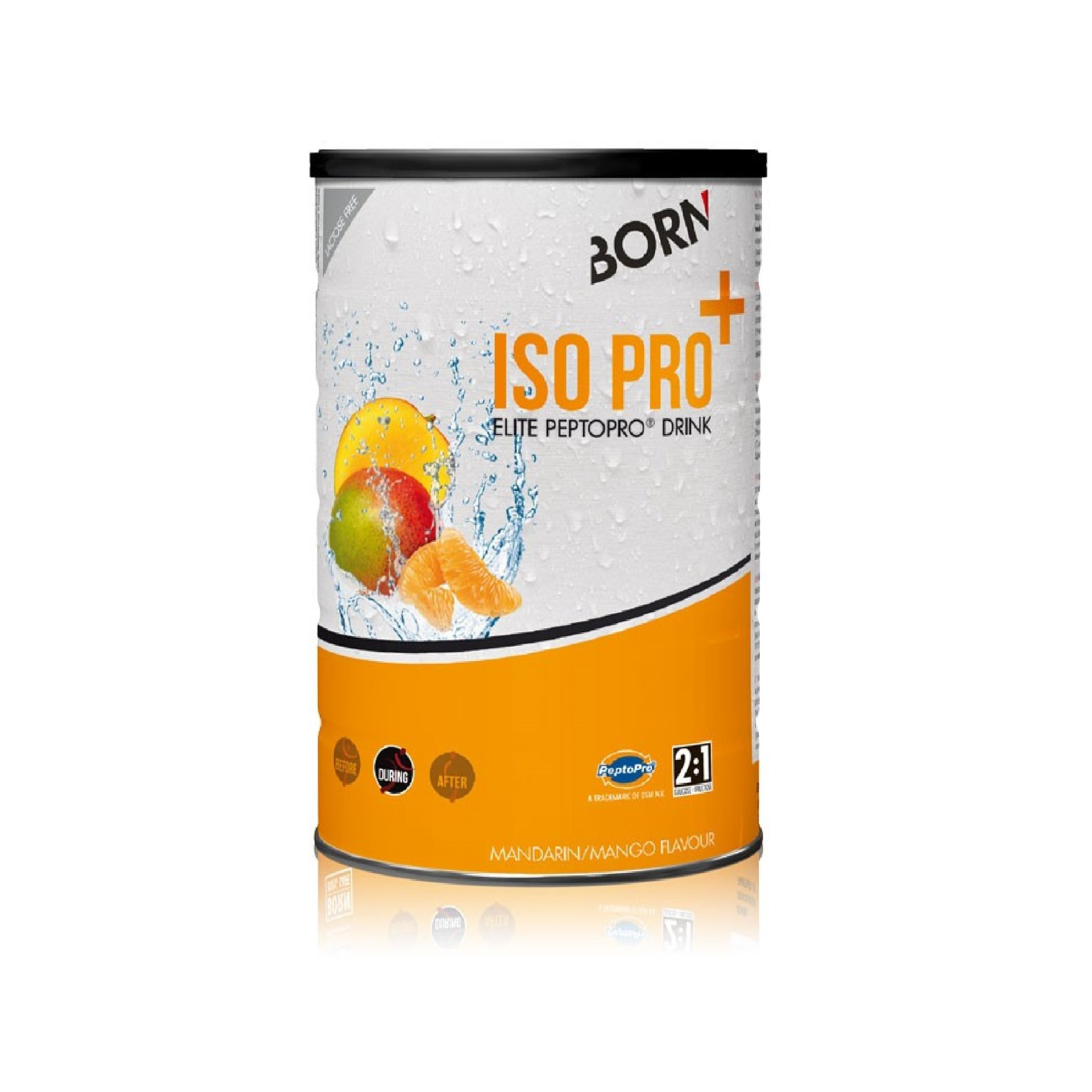 BORN ISO PRO+ Can (400g Powder)
