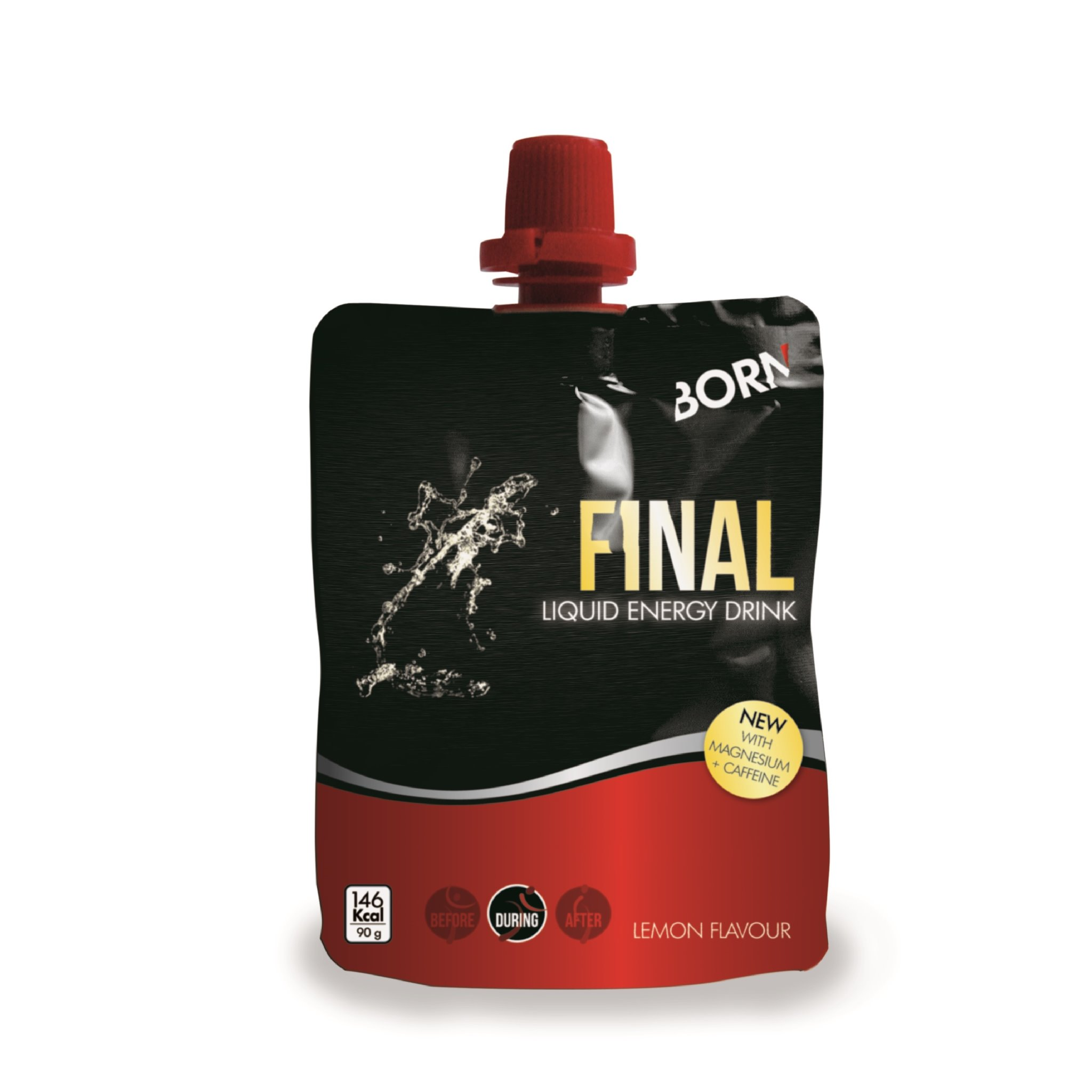BORN Final (90g - Liquid Energy Drink)