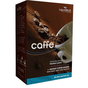 Laguna Blends Caffe - Instant Hemp Protein Coffee