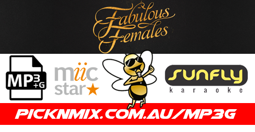 Fabulous Females Collection - 90 Sunfly Karaoke Songs (MP3+G / MIIC STAR)