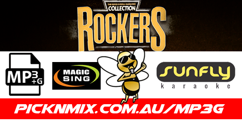 Rockers Collection - 70 Sunfly Karaoke Songs (MP3+G / Magic Sing)