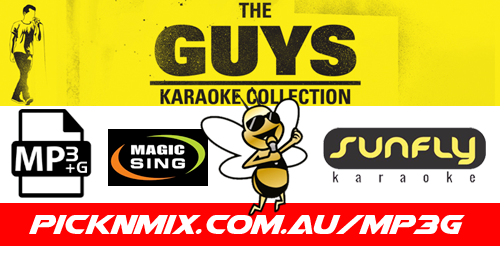 Guys Collection - 65 Sunfly Karaoke Songs (MP3+G / Magic Sing)