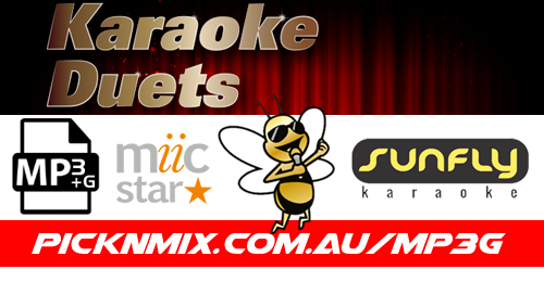 Duets Collection - 75 Sunfly Karaoke Songs (MP3+G / MIIC STAR)