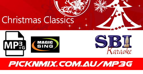 Christmas Collection - 218 SBI Karaoke Songs (MP3+G / Magic Sing)