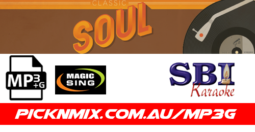Classic Soul Collection - 60 SBI Karaoke Songs (MP3+G / Magic Sing)