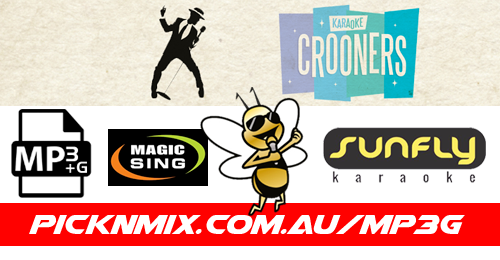 Crooners Collection - 90 Sunfly Karaoke Songs (MP3+G / Magic Sing)