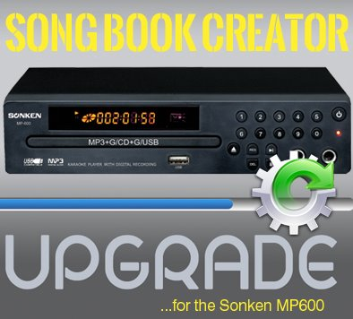 Song Book Creator