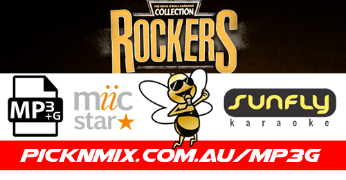 Rockers Collection - 70 Sunfly Karaoke Songs (MP3+G / MIIC STAR)