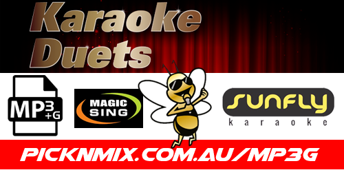 Duets Collection - 75 Sunfly Karaoke Songs (MP3+G / Magic Sing)