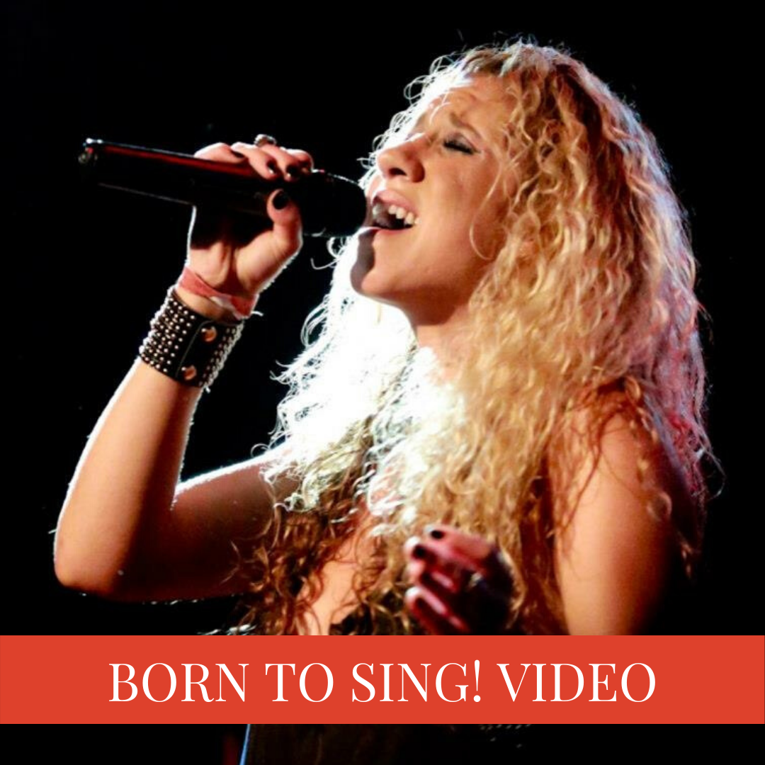 BORN TO SING! Video