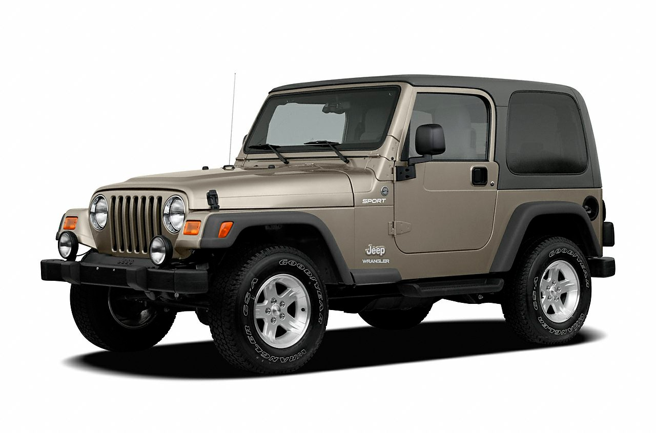 2005 JEEP WRANGLER PCM REPLACEMENT ENGINE COMPUTER 4.0 liter A/T