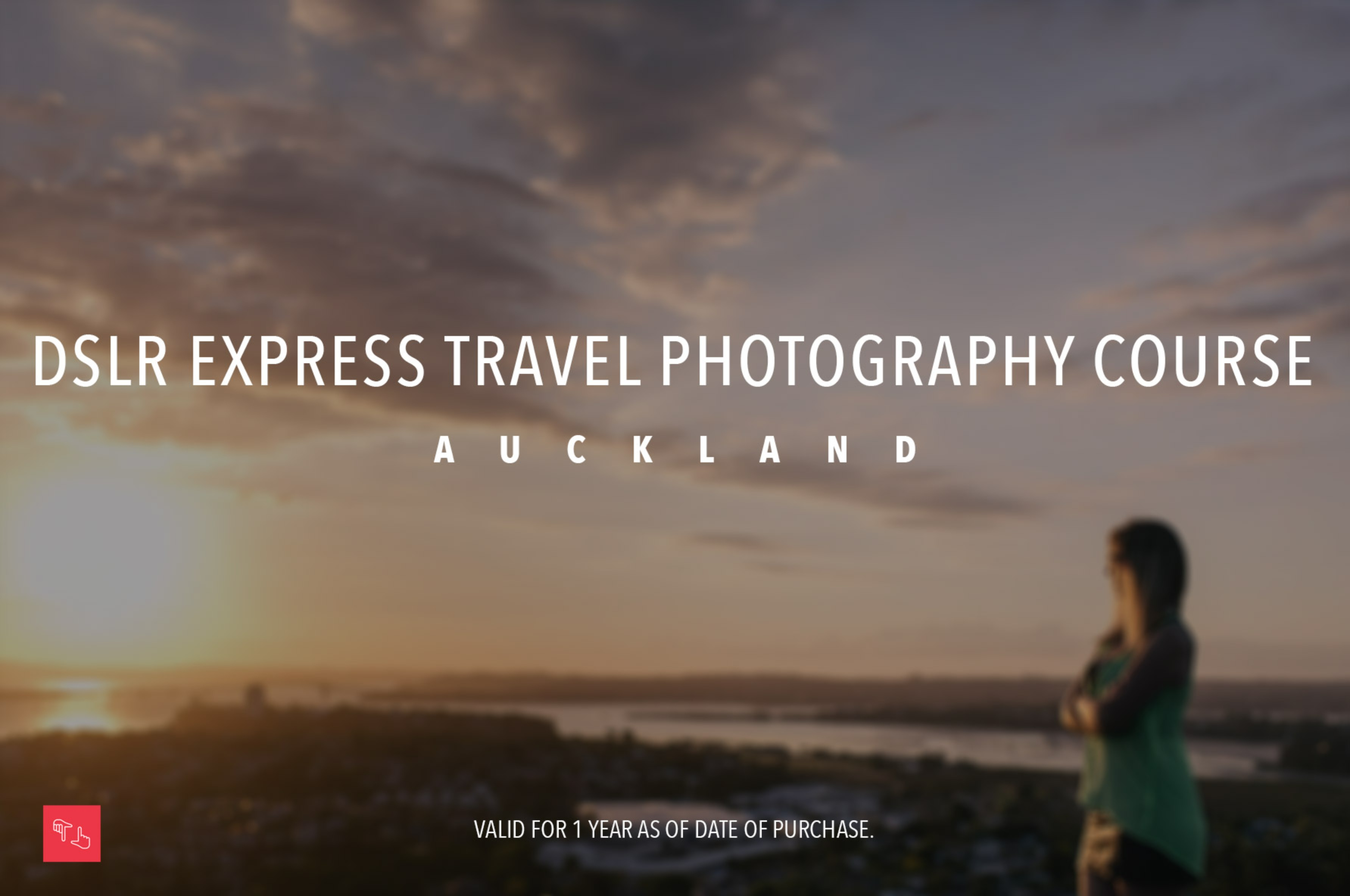 DSLR Express. Travel Photography Course Auckland.
