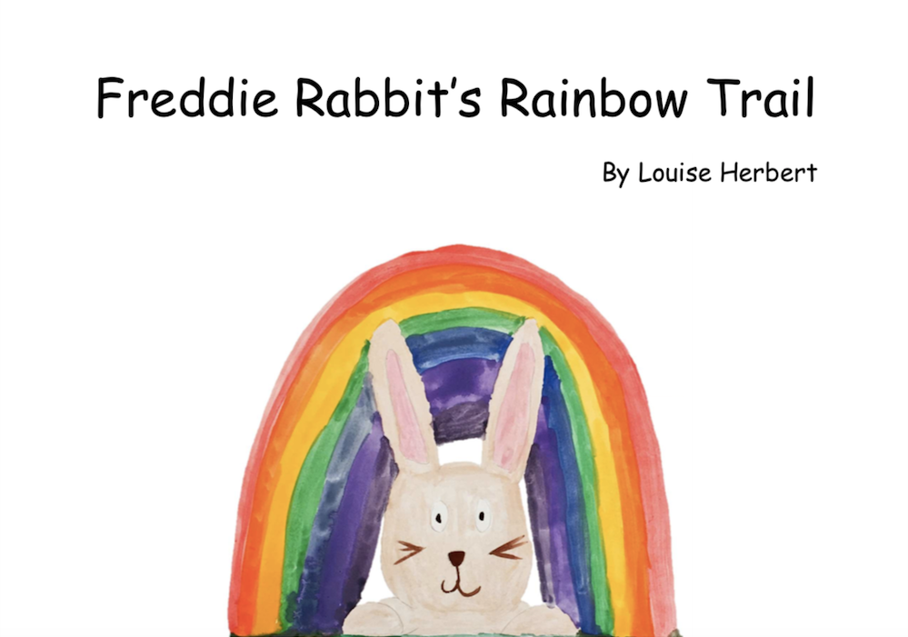 Freddie Rabbit's Rainbow Trail