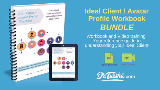 Ideal Client / Avatar Workbook w/ Videos