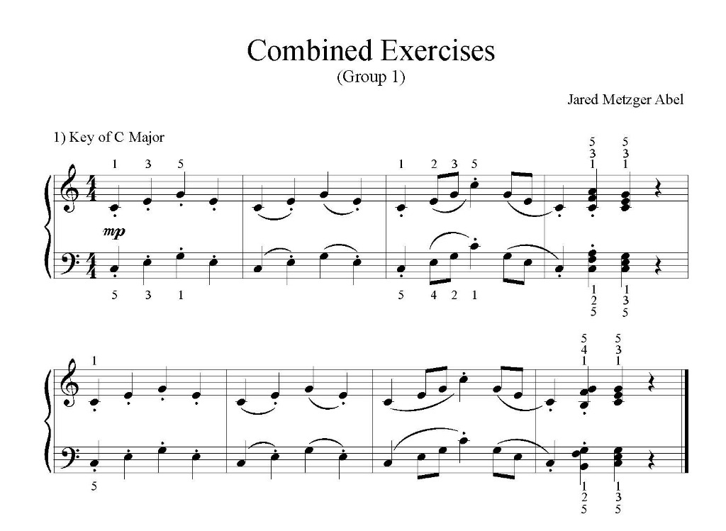 Combined Exercises - Group 1