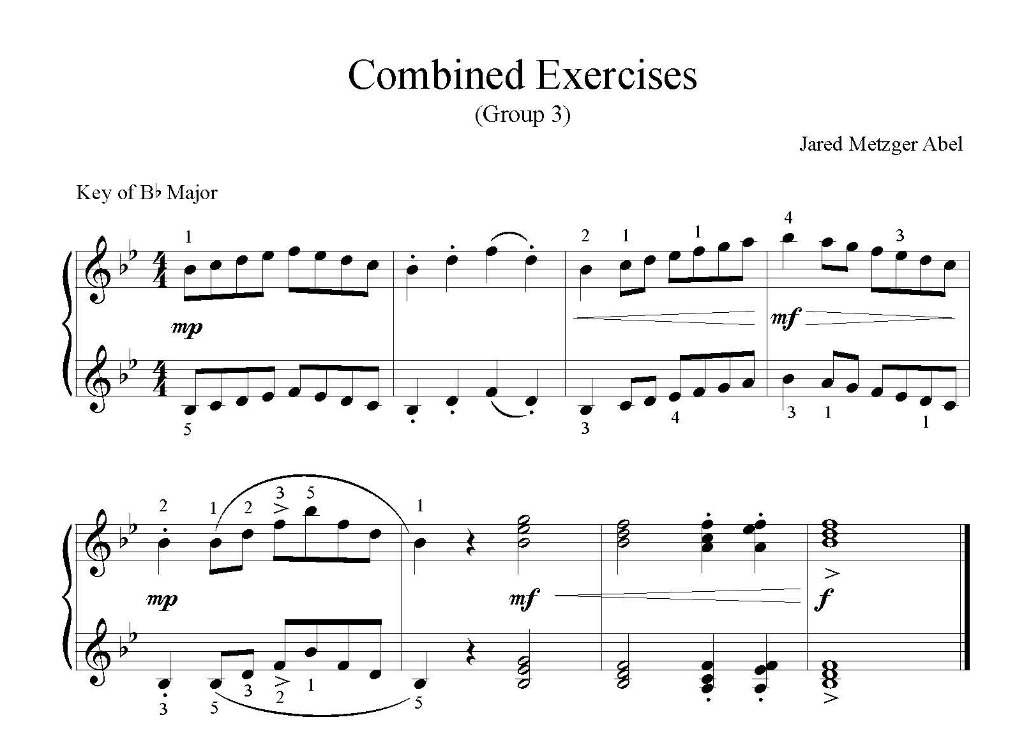Combined Exercises - Group 3