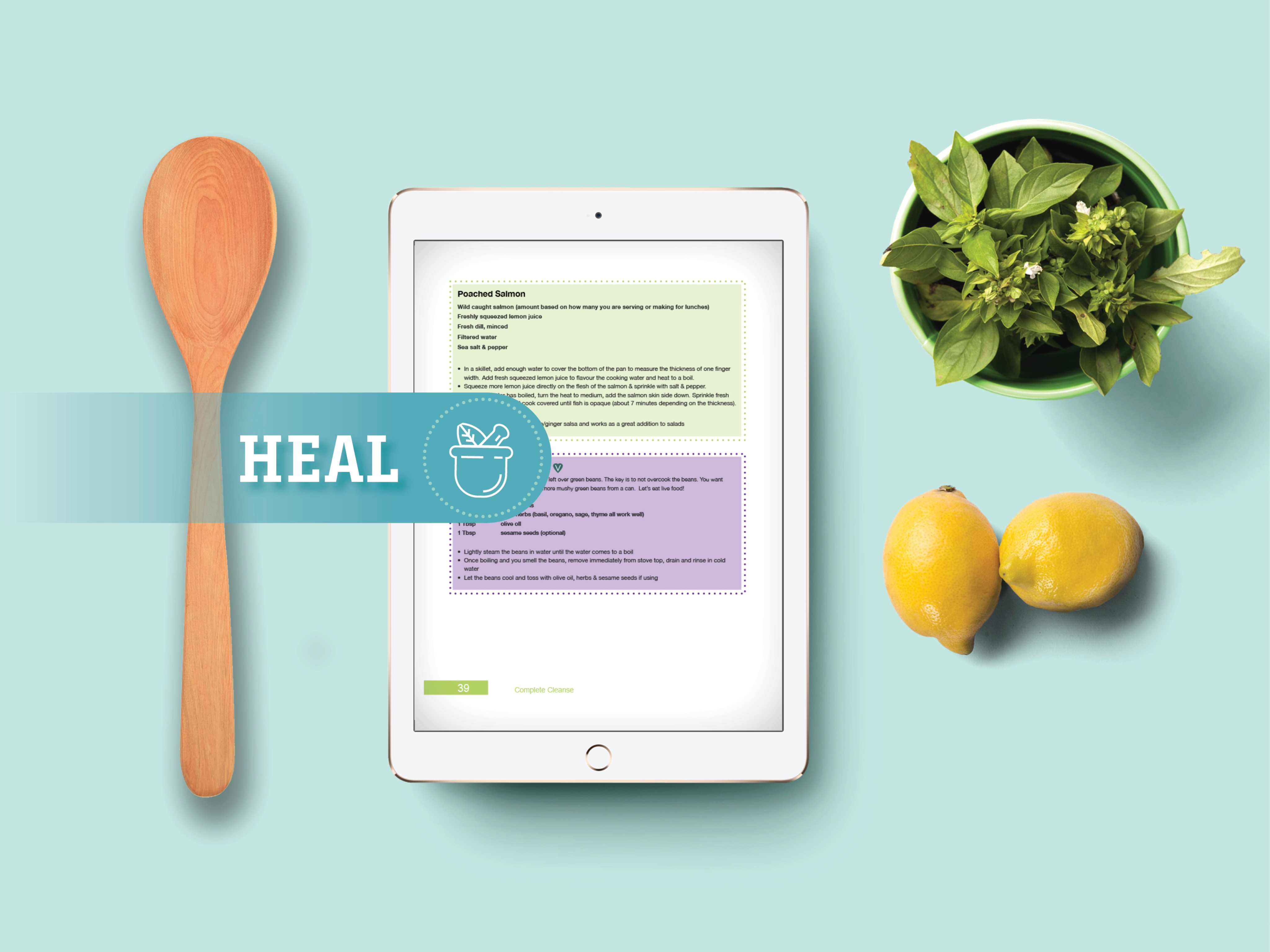 Dr. Elly Jenkyns ND | COMPLETE CLEANSE