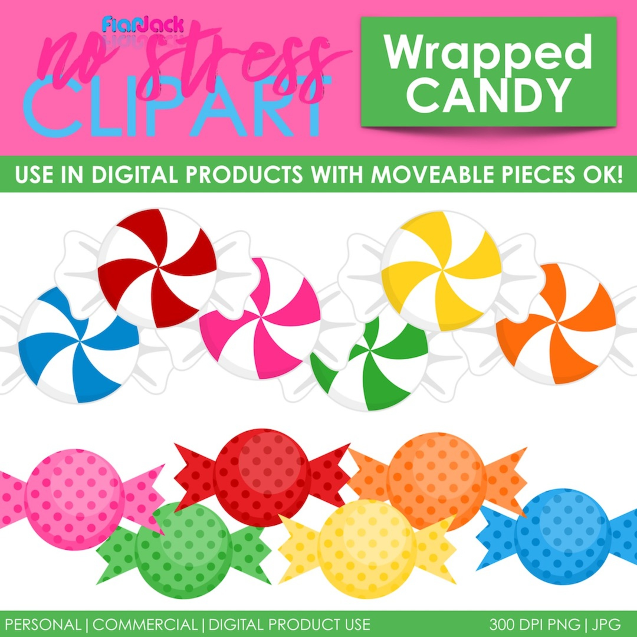 Candy (Wrapped)