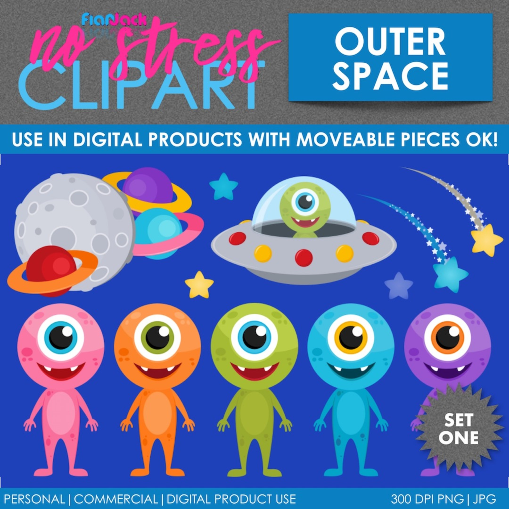 Outer Space Aliens