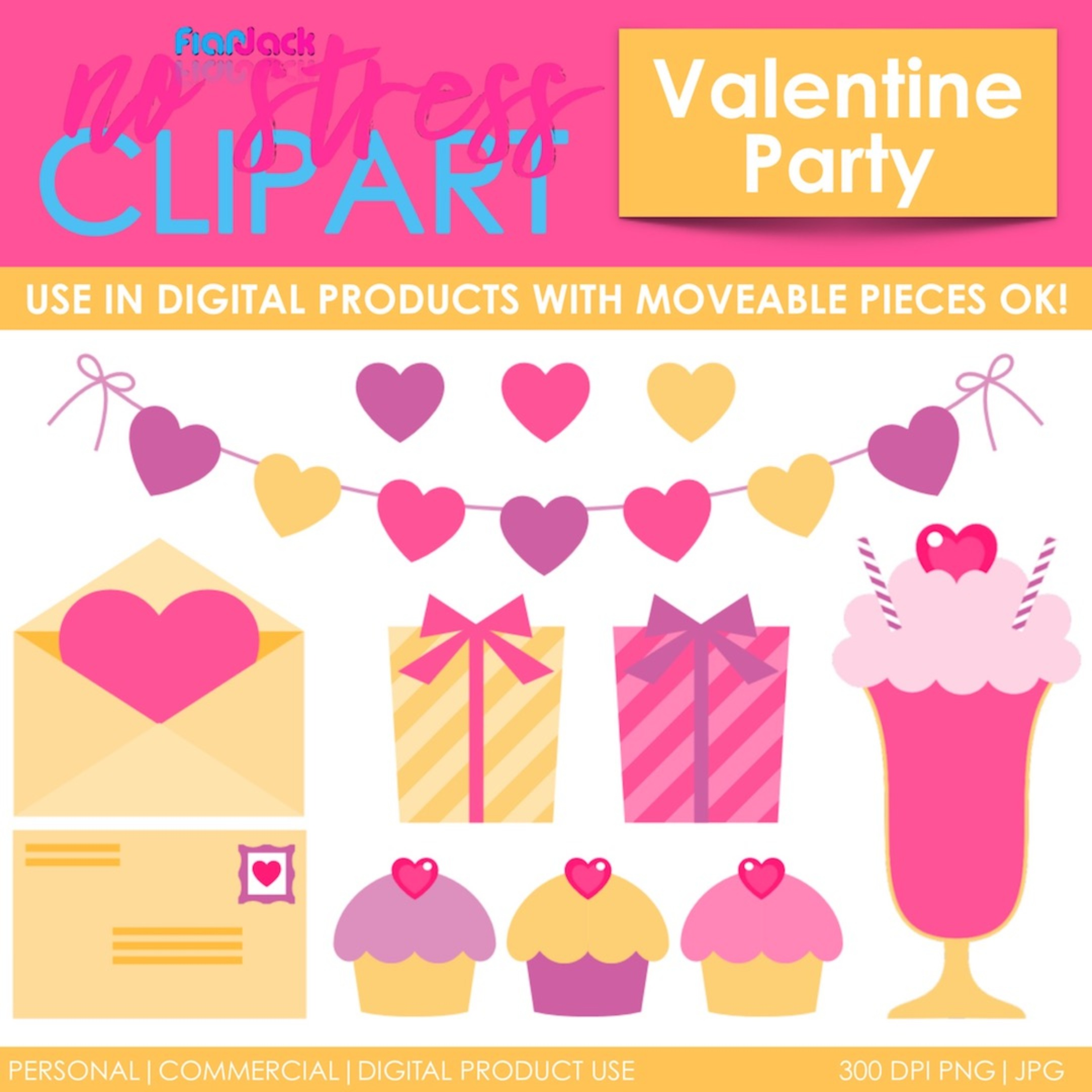 Valentine Sweetheart Party