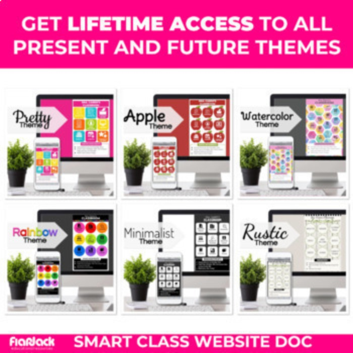 Smart Class Website Doc 40 Lifetime Licenses