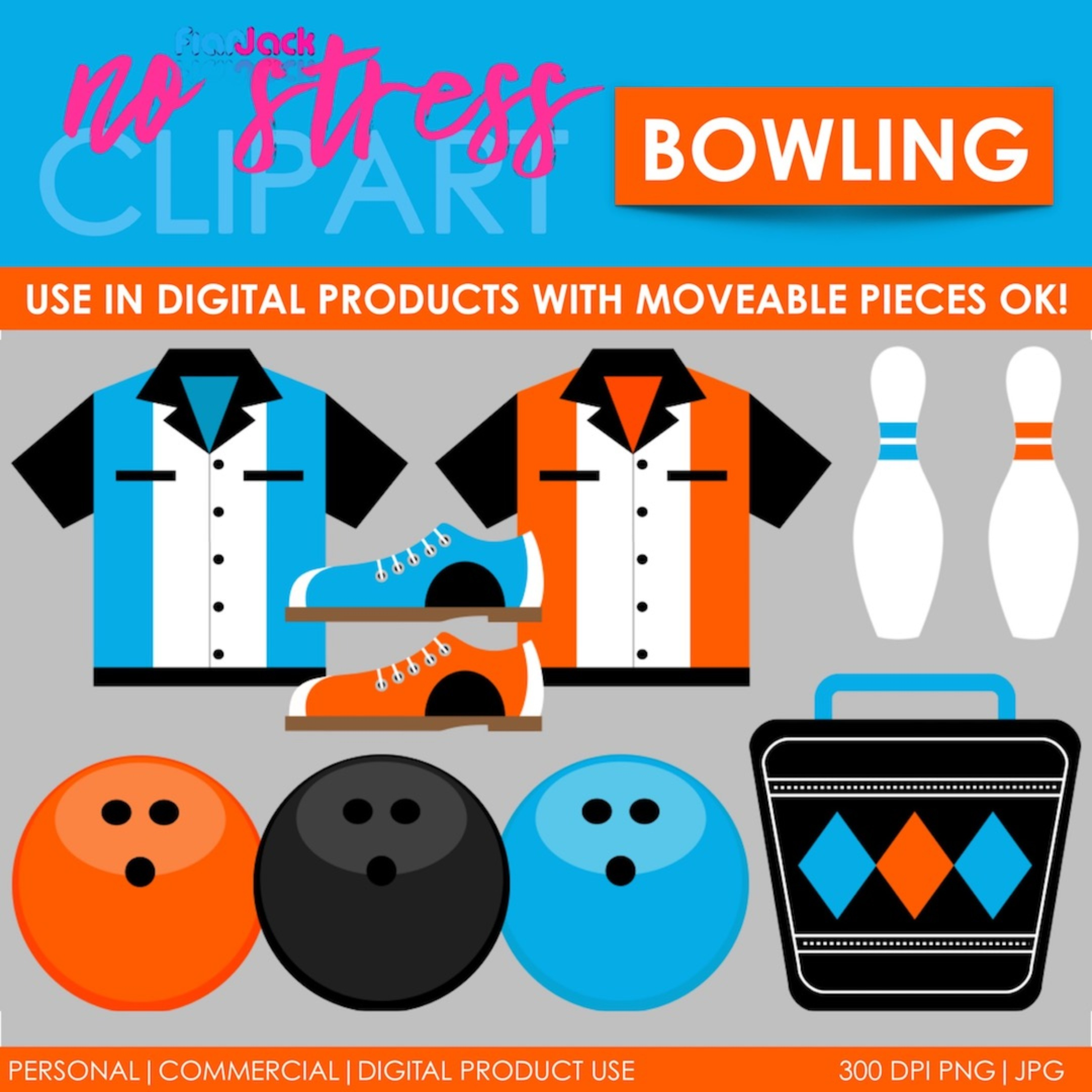 Bowling Blue Version